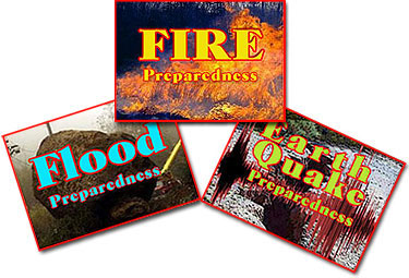 fire, flood &